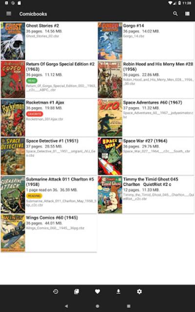 CDisplayEx Comic Reader screenshot 9