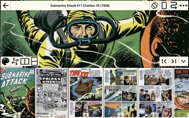 CDisplayEx Comic Reader screenshot 11