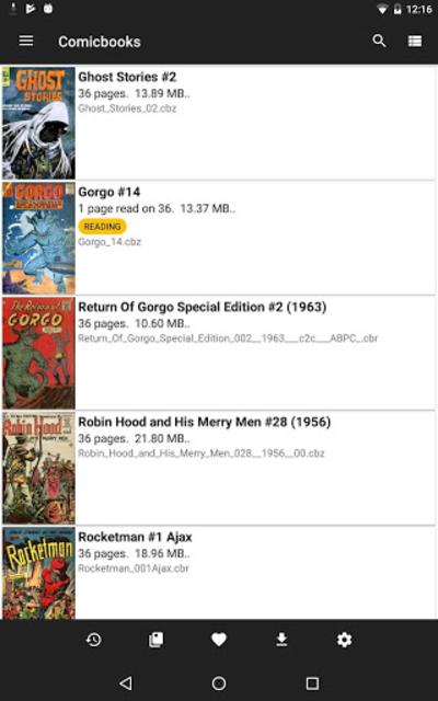 CDisplayEx Comic Reader screenshot 12