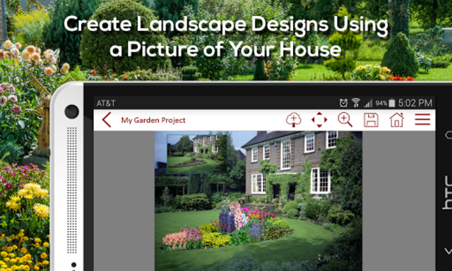 PRO Landscape Home screenshot 1