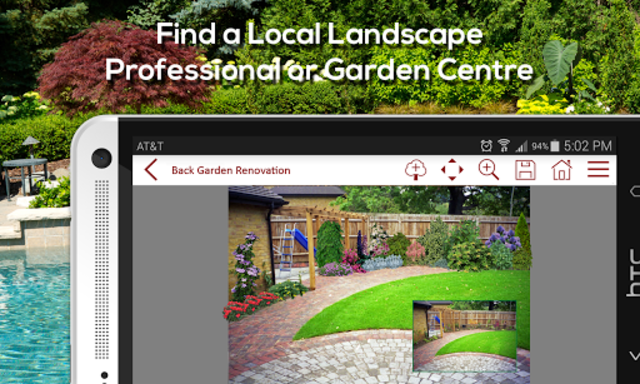 PRO Landscape Home screenshot 4