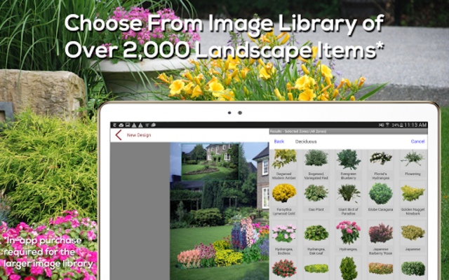 PRO Landscape Home screenshot 11