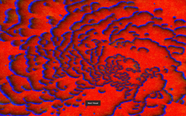 projectM Music Visualizer screenshot 19