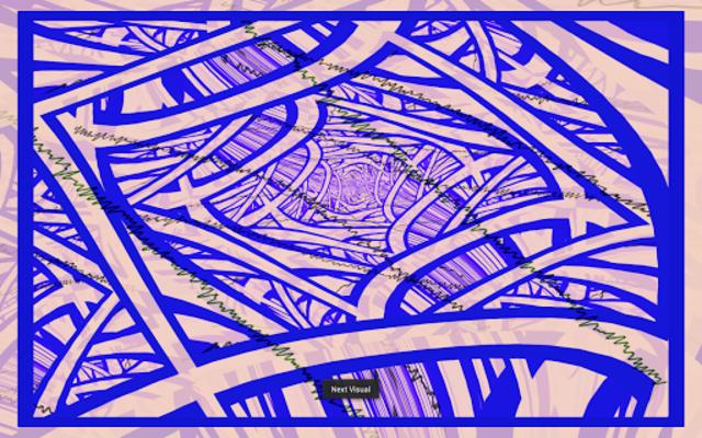 projectM Music Visualizer screenshot 20