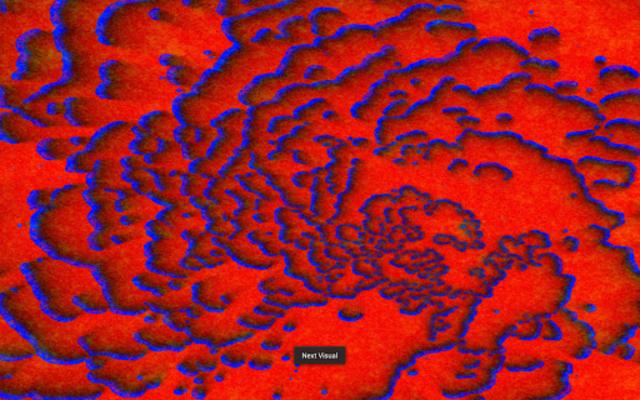 projectM Music Visualizer screenshot 11