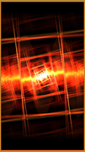 projectM Music Visualizer screenshot 1