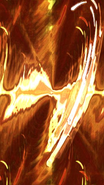 projectM Music Visualizer screenshot 3