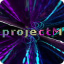 Icon for projectM Music Visualizer Pro