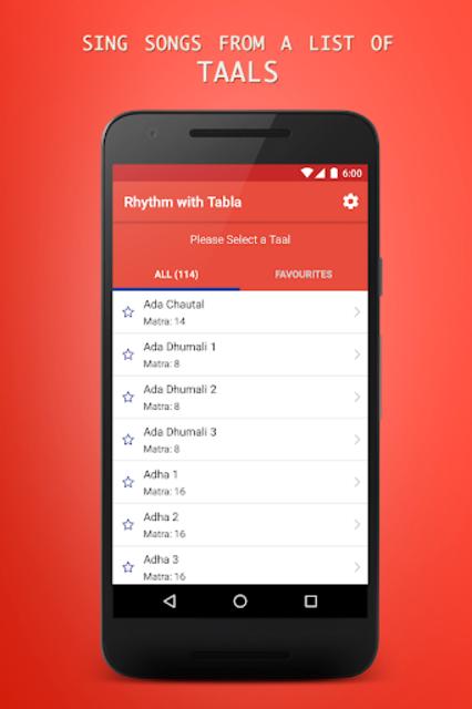 Rhythm with Tabla & Tanpura PREMIUM screenshot 2