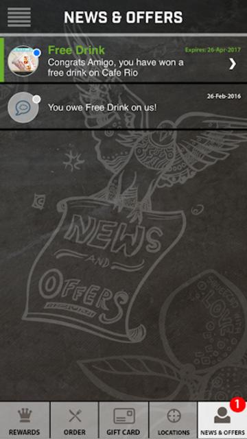 Cafe Rio screenshot 4