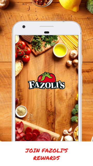 Fazoli's Rewards screenshot 1