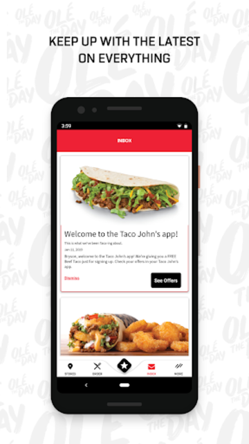Taco John's screenshot 6