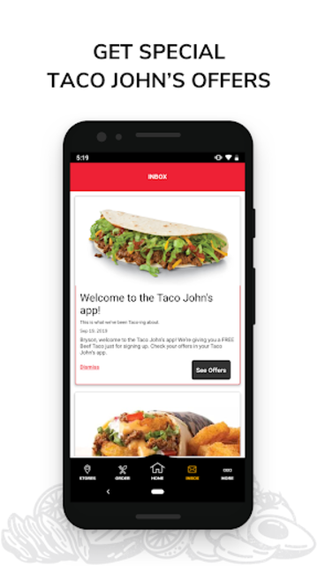 Taco John's screenshot 3
