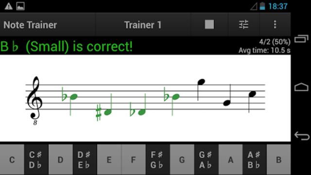 Guitar Note Trainer screenshot 5