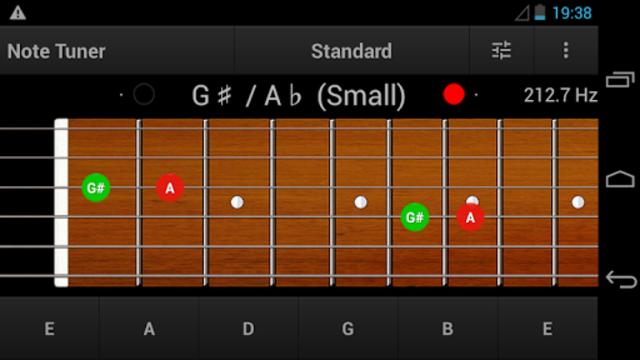 Guitar Note Trainer screenshot 8