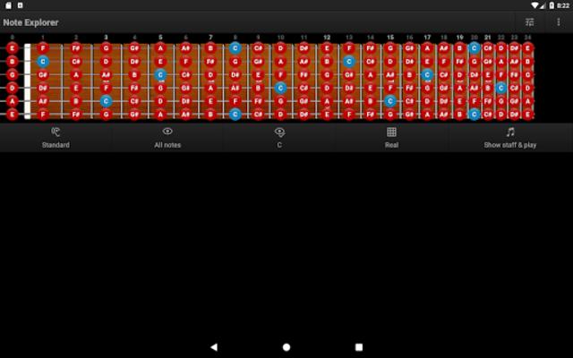 Guitar Note Trainer screenshot 9