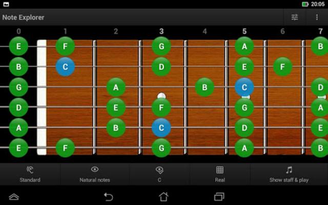 Guitar Note Trainer screenshot 13
