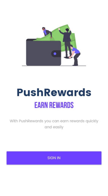 PushRewards - Earn Rewards and Gift Cards screenshot 1