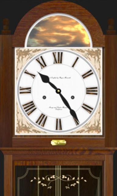 Pendulum Clock screenshot 2