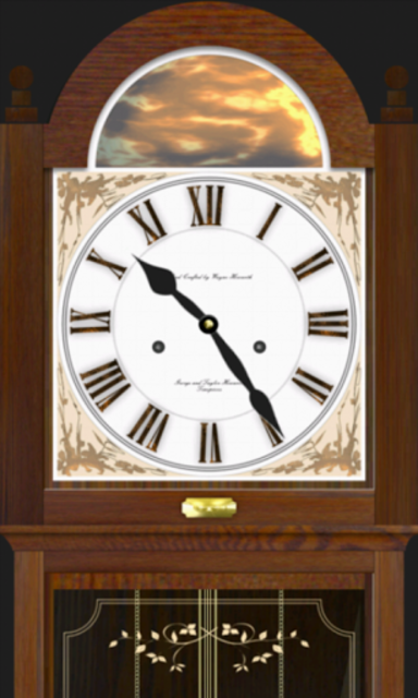 Pendulum Clock screenshot 9