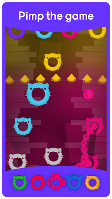 Wire Up: Swing the Magic Dancing Line and Level Up screenshot 3
