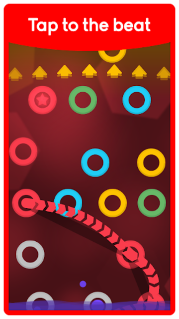 Wire Up: Swing the Magic Dancing Line and Level Up screenshot 13