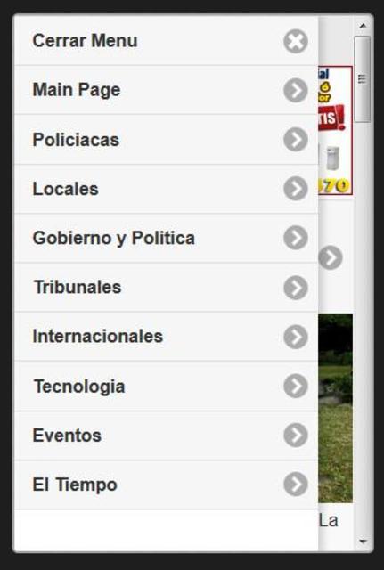 Tu Noticia PR screenshot 2