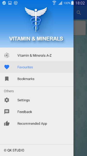 Vitamin & Minerals - Offline screenshot 1