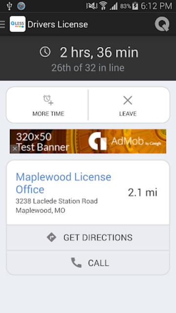 QLess - Queuing Software screenshot 5