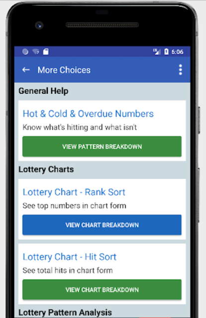 Pick 3 & Cash 3 -  Lottery Results & Predictor screenshot 6