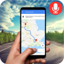 Icon for Voice GPS navigation, driving directions, map