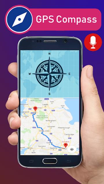 Voice GPS Driving Directions & Live Navigation screenshot 14