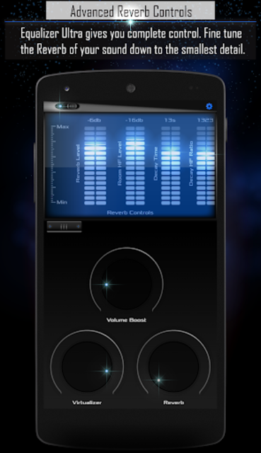 Equalizer Ultra Pro Unlocker screenshot 2