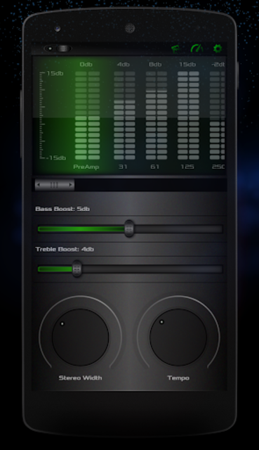 Equalizer Ultra Pro Unlocker screenshot 4