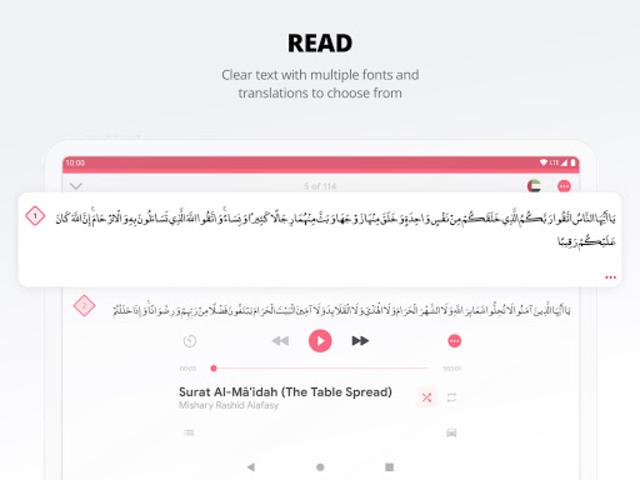 Quran Pro for Muslim screenshot 9