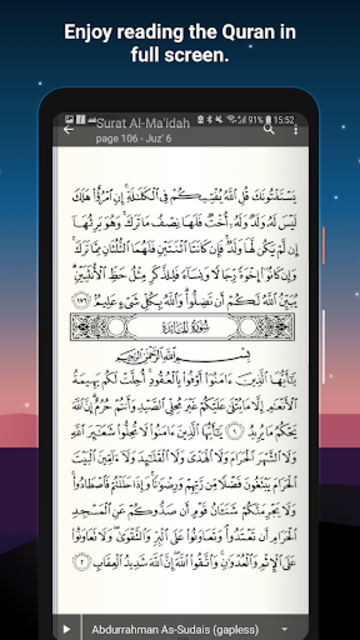 Quran Pro for Muslim screenshot 19