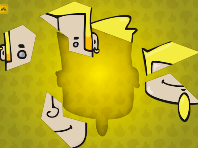 Quebra-Cabeça do Bita screenshot 1
