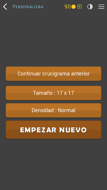Crosswords - Spanish version (Crucigramas) screenshot 24