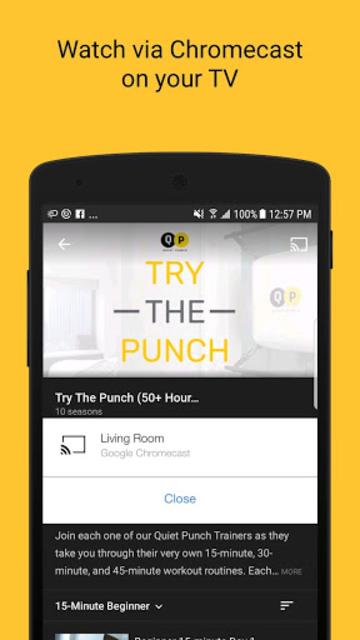 Quiet Punch screenshot 5