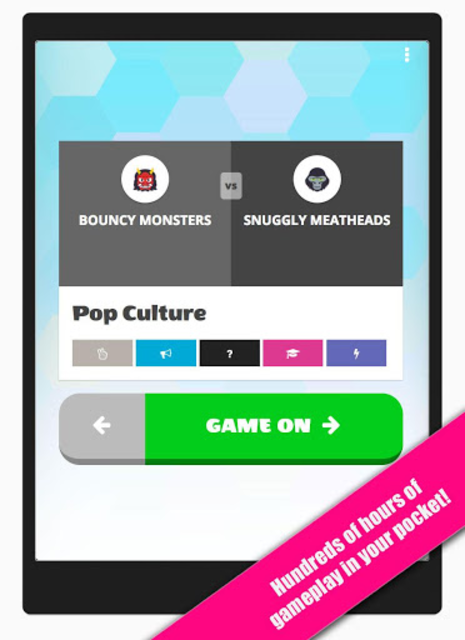 QuizBash - Party Games in Your Pocket! screenshot 7