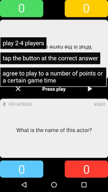 Celebrity Quiz screenshot 5