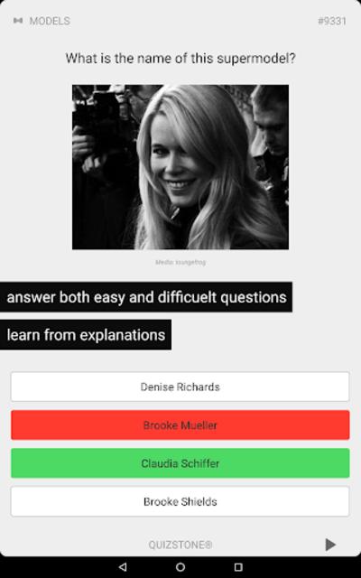Celebrity Quiz screenshot 8