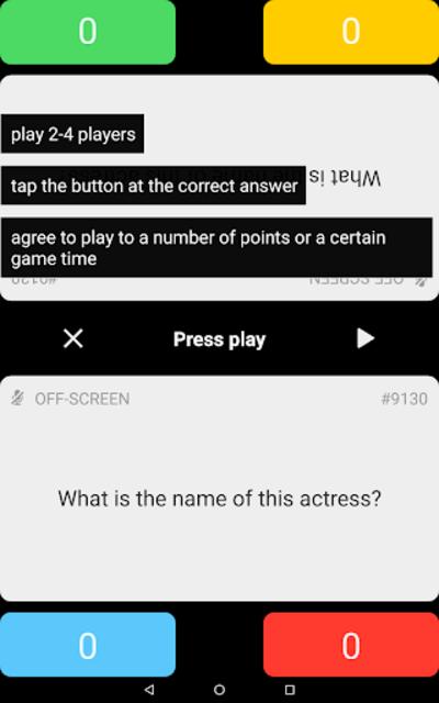 Celebrity Quiz screenshot 10