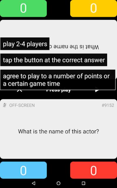 Celebrity Quiz screenshot 15