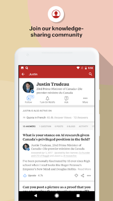 Quora — Ask Questions, Get Answers screenshot 6