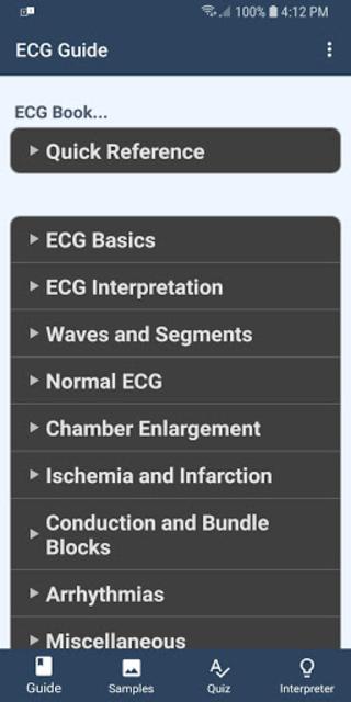 ECG Guide by QxMD screenshot 2