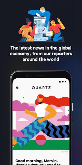 Quartz screenshot 1