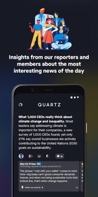 Quartz screenshot 2