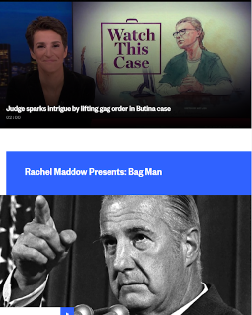 MSNBC Rachel Maddow Live screenshot 2