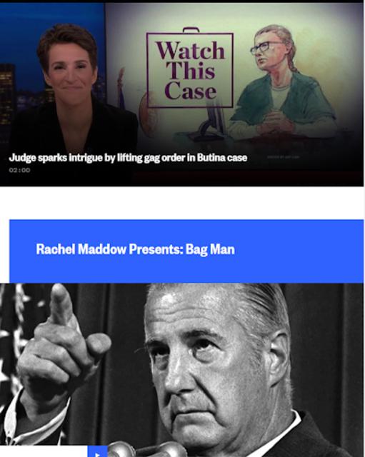 MSNBC Rachel Maddow Live screenshot 5